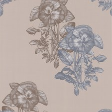 Grey Wallcovering by Cole & Son Wallpaper