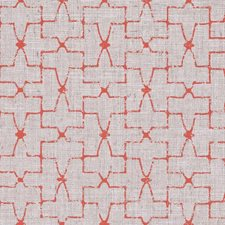 Red Terrace Wallcovering by Phillip Jeffries Wallpaper