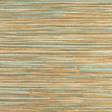 Tess Turquoise Wallcovering by Phillip Jeffries Wallpaper
