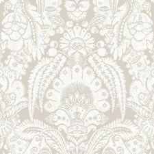 Shell/Ivory Wallcovering by Cole & Son Wallpaper