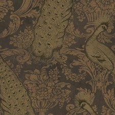 Black and Gold Wallcovering by Cole & Son Wallpaper