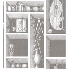 Black/Whit Wallcovering by Cole & Son Wallpaper