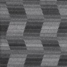 Black/Silver Contemporary Wallcovering by York