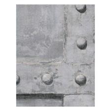 Platinum Novelty Wallcovering by Andrew Martin Wallpaper