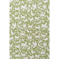 Cactus Animal Wallcovering by Andrew Martin Wallpaper