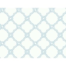 Light Blue/White Wall Décor Wallcovering by York