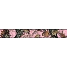 Pink/Brown Botanical Wallcovering by York