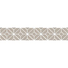 Gray/Cream Bohemian Wallcovering by York