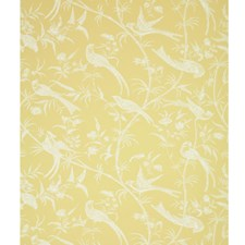 Mimosa Botanical Wallcovering by Brunschwig & Fils