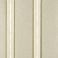 Silver/Linen Stripes Wallcovering by G P & J Baker