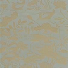 Eucalyptus Animal Wallcovering by G P & J Baker