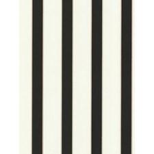 Black/White/Beige Stripes Wallcovering by York
