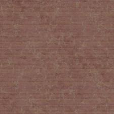 Deep Burgundy/Dark Tan/Silver Metallic Textures Wallcovering by York