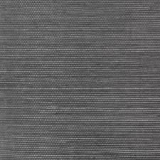 6863-35 Sisal Dark Grey NC12 by Clarence House