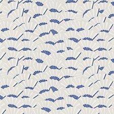 Blu Wallcovering by Scalamandre Wallpaper