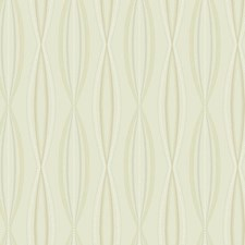 Pale Gold/Beige/Light Taupe Geometrics Wallcovering by York