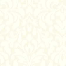 Beiges Ikat Wallcovering by York