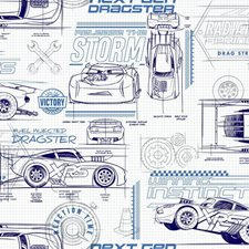 DI0916 Disney and Pixar Cars Schematic by York