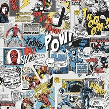 DI0944 Marvel Comics Pow! by York