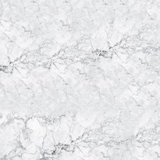 DM980 White Marble Wall Mural by Brewster