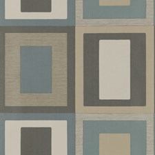 Teal/Indigo Wallcovering by Threads