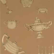 Mole/Pewter Wallcovering by Mulberry Home