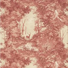 Red/Sand Wallcovering by Mulberry Home