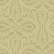 Tan/Yellow/Beige Geometrics Wallcovering by York