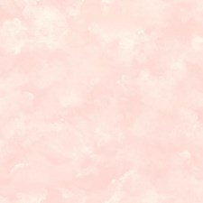 Pink/White Sky Wallcovering by York