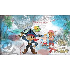 JL1387M Captain Jake & the Never Land Pirates Mural by York