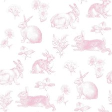 KI0582 Bunny Toile by York