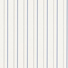 White/Blue Wallcovering by Ralph Lauren Wallpaper