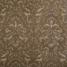 Brown/Taupe Modern Wallcovering by Kravet Wallpaper