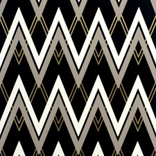 Noir Ethnic Wallcovering by Lee Jofa Wallpaper