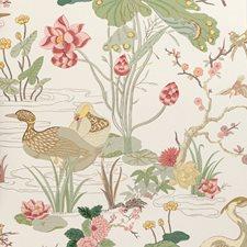 Spring Botanical Wallcovering by Lee Jofa Wallpaper