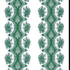 Emerald Botanical Wallcovering by Brunschwig & Fils