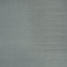 Teal Grasscloth Wallcovering by Brunschwig & Fils