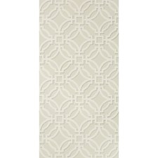 Grey Lattice Wallcovering by Brunschwig & Fils