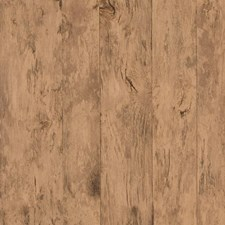 Tan/Brown Boards Wallcovering by York