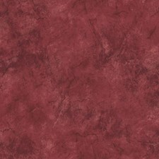 Pomegranate Red/Black Marble Wallcovering by York