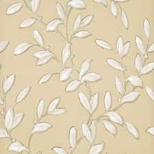 Stone/Biscuit Wallcovering by Baker Lifestyle Wallpaper