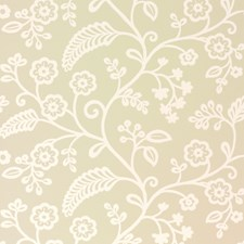 Linen/Ivory Wallcovering by Baker Lifestyle Wallpaper