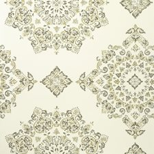 Linen Diamond Wallcovering by Baker Lifestyle Wallpaper