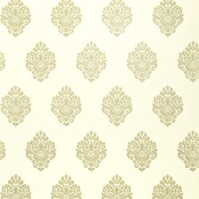 Gold Wallcovering by Baker Lifestyle Wallpaper