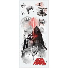 RMK3080GM Star Wars VII Villain Giant Wall Decal by York