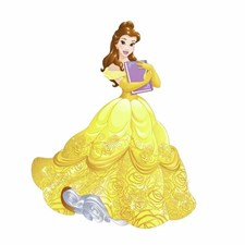 RMK3206GM Sparkling Disney Belle Giant Wall Decal (Glitter) by York