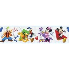 RMK4406BD Disney Mickey & Friends by York