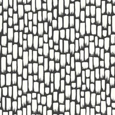 Black/White Modern Wallcovering by York