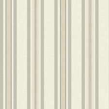 Beige/Graphite Grey/Steel Grey Stripes Wallcovering by York
