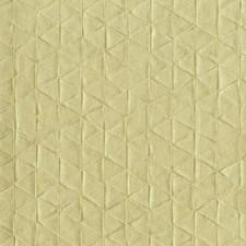 Bright Gold Geometrics Wallcovering by York